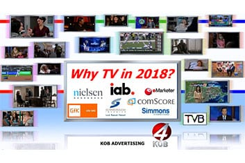 Why TV in 2018?