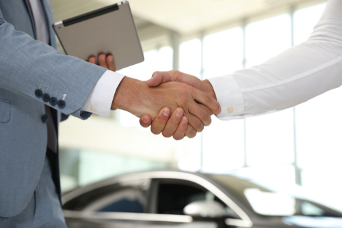 Marketing ideas for selling cars